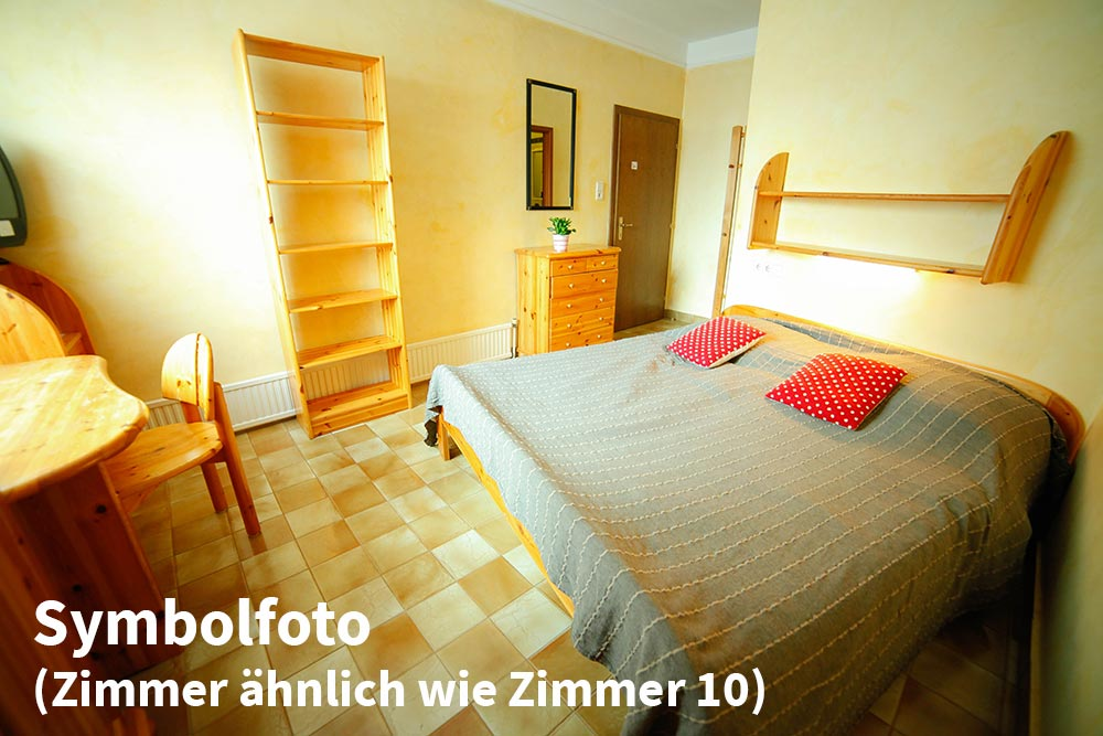 Zimmer 12 in Gästehaus Huss