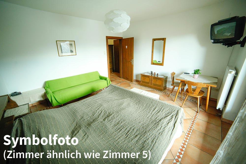 Zimmer in Gästehaus Huss
