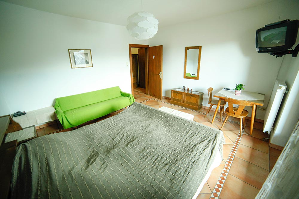 Zimmer im Gästehaus Huss